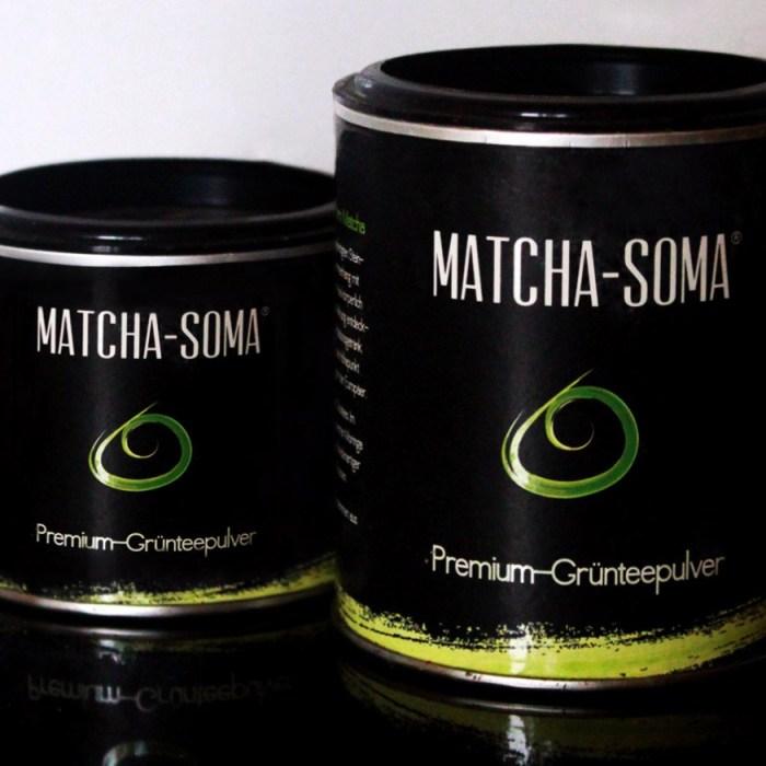 Matcha Packaging