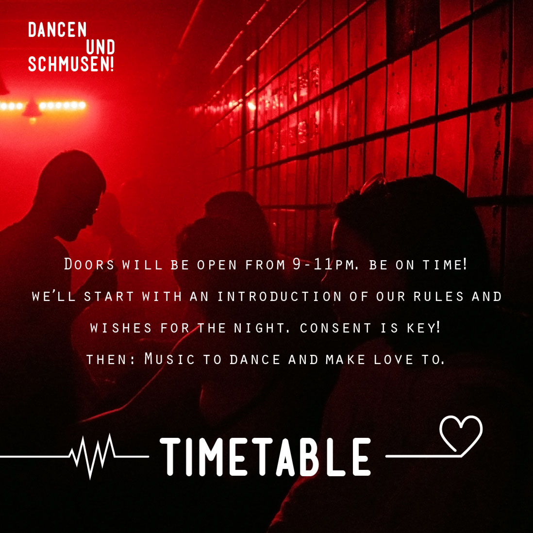 D+S! Timetable Info