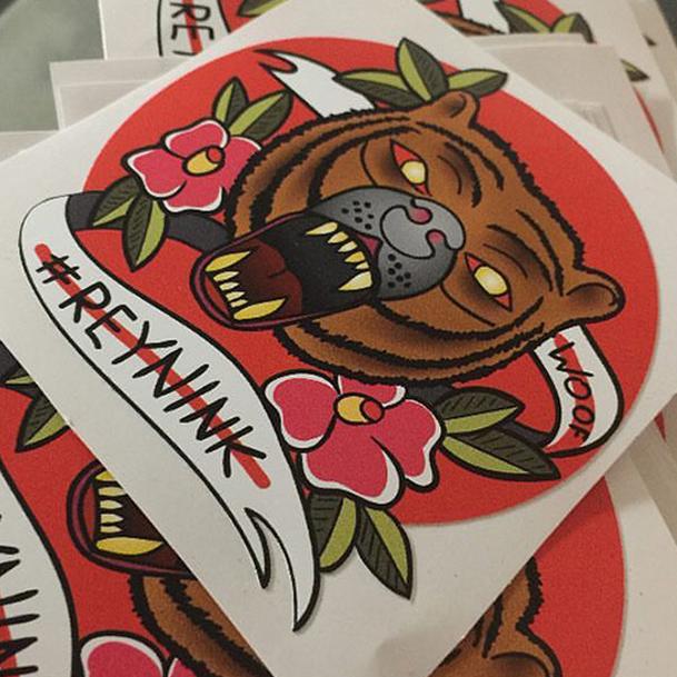 Sticker Reynink