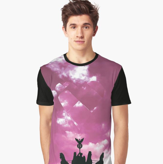 Shirt Where is my Heart?