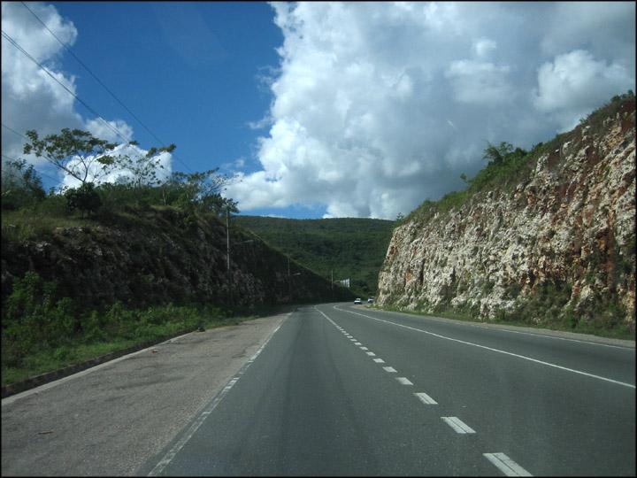 A Winding Road In Jamaica Benlevy Com