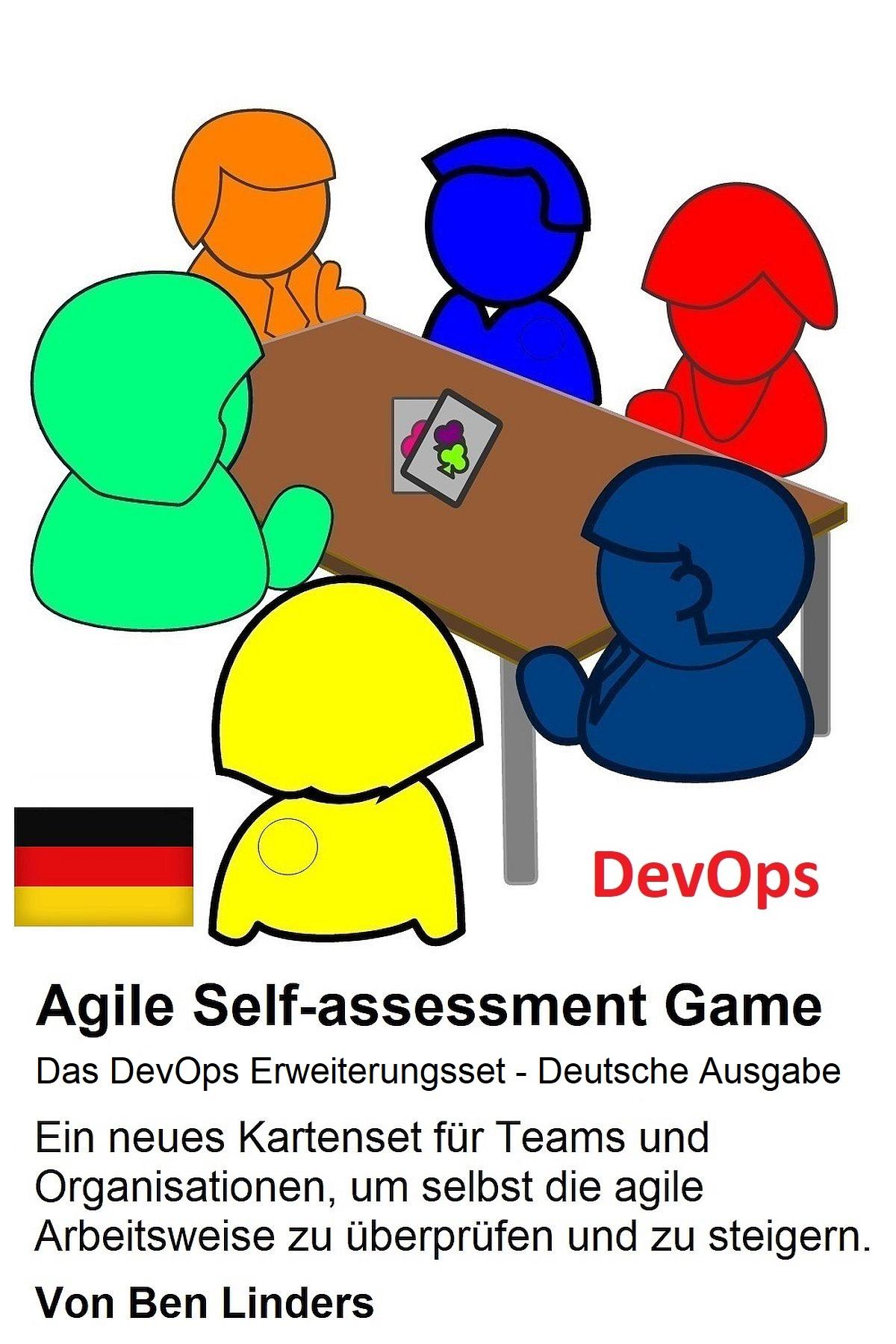Devops Expansion Pack For Agile Self Assessment Game