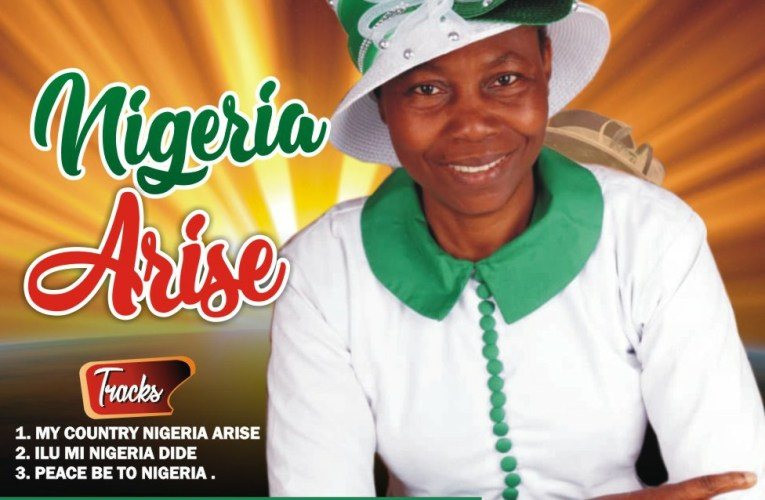 Arise Nigeria -Olufunke Olutimehin