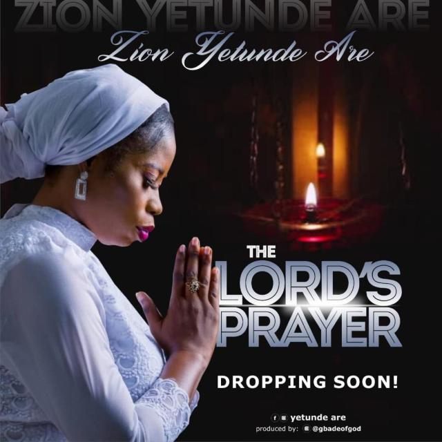 the lords prayer yetunde