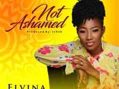 Not Ashamed - Elvina