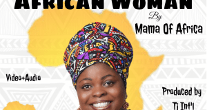 African Woman - Mama Of Africa