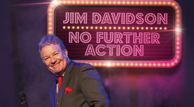 Jim Davidson, No Further Action – Comedy DVD