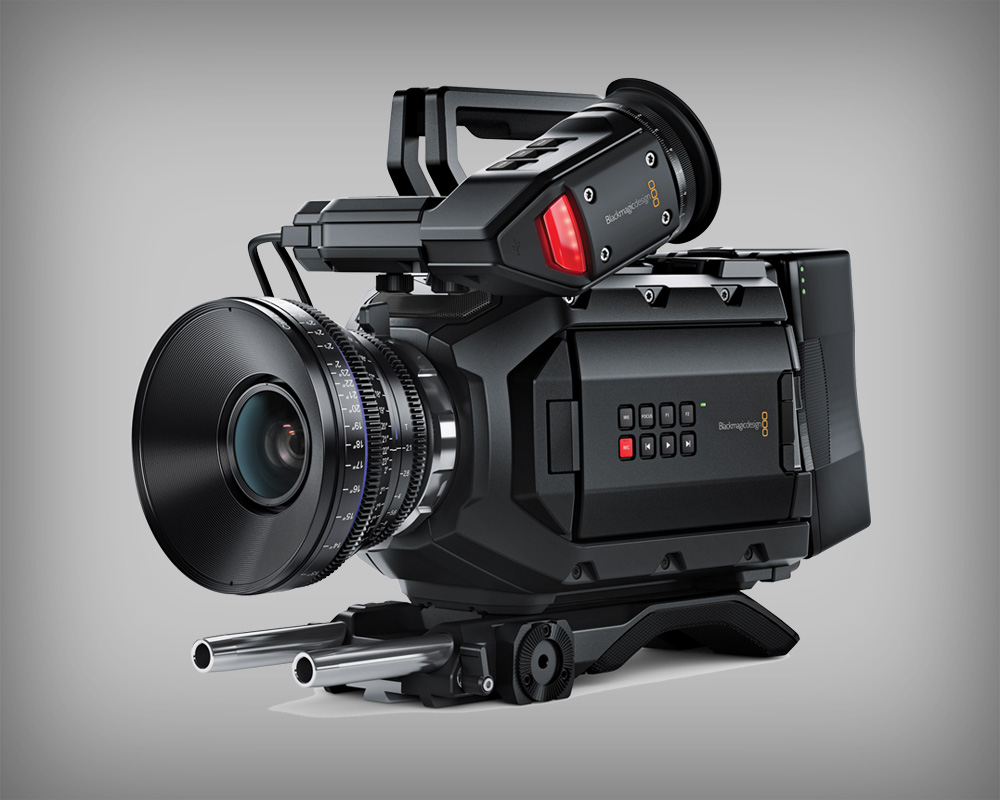Ben McNeill Lighting Camera