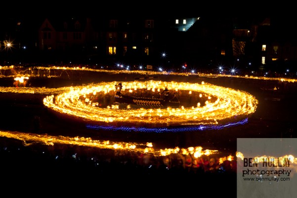 Up Helly Aa Low Light and Night Photography Tips | Ben