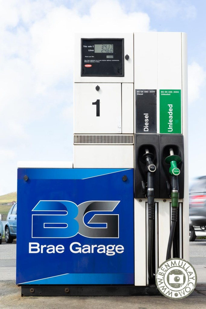 Brae Garage Shop | Filling Station and Convenience Store
