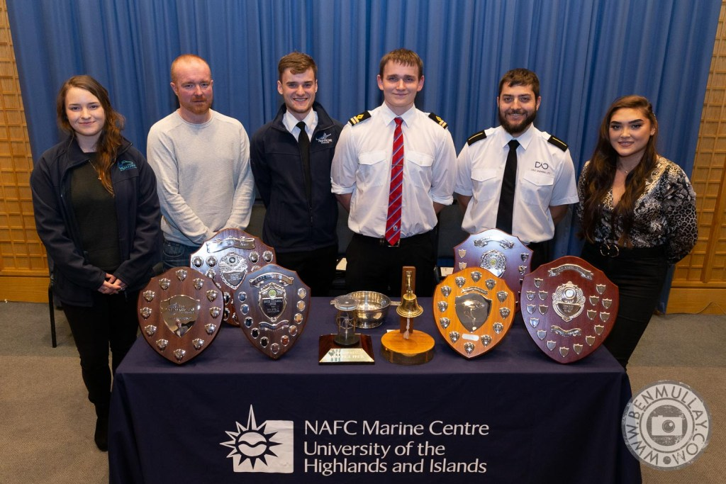 NAFC Marine Centre UHI Annual Awards Ceremony