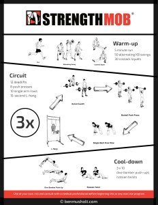 Garage Gym Workout 003