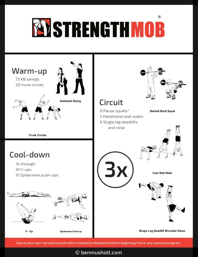 Home exercise workout illustrations