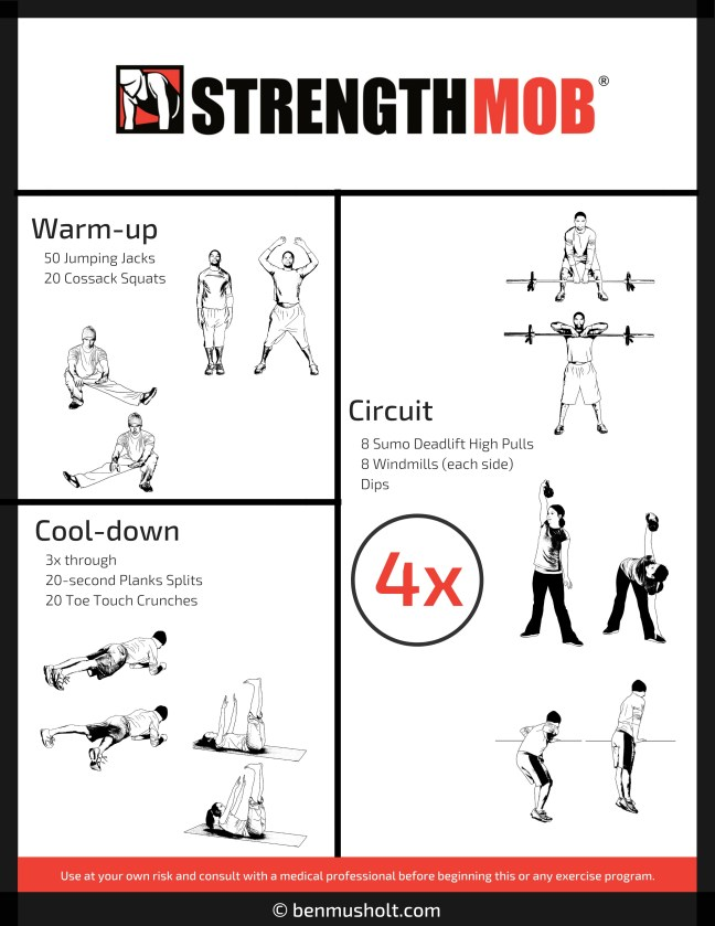 Home Workout 014 Picture