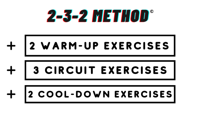 2-3-2 Workout Design
