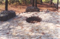 Stone Fire Pit | Casual Cottage