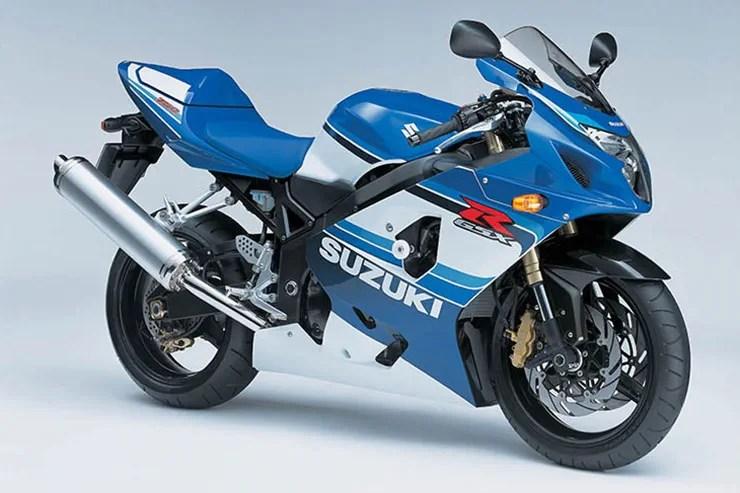 suzuki gsx r750 k4 5 review 2004 2005
