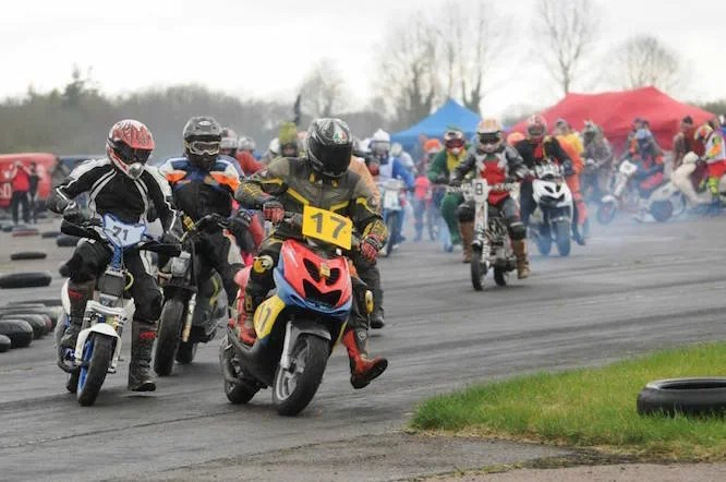 Is this the most fun race on the planet?