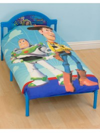 Buzz Lightyear Toy Story 'Delta' Junior Toddler Bed ...