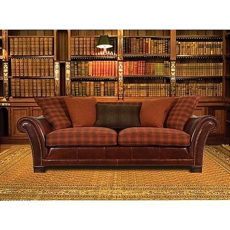 harris tweed bowmore midi sofa how to remove stain from tetrad grand
