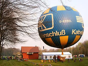 hot air ballonteam kassel # 81