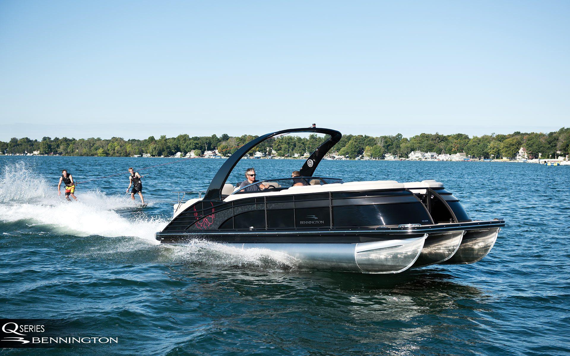 hight resolution of bennington boats photos