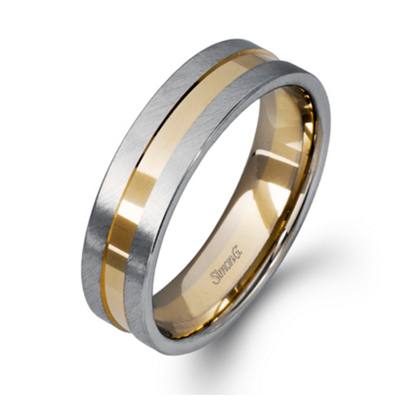 Bennion Jewelers offers a great selection of men's wedding bands.