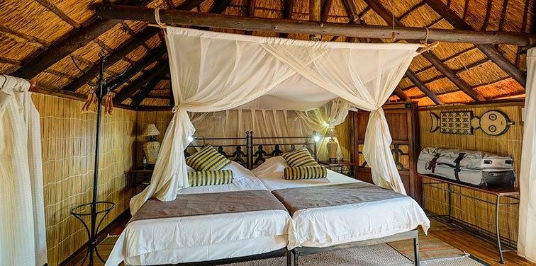 Hotel, Fotoreise, Botswana und Victoria Falls