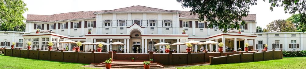 Unterkunft, Hotel,Simbabwe und Botswana