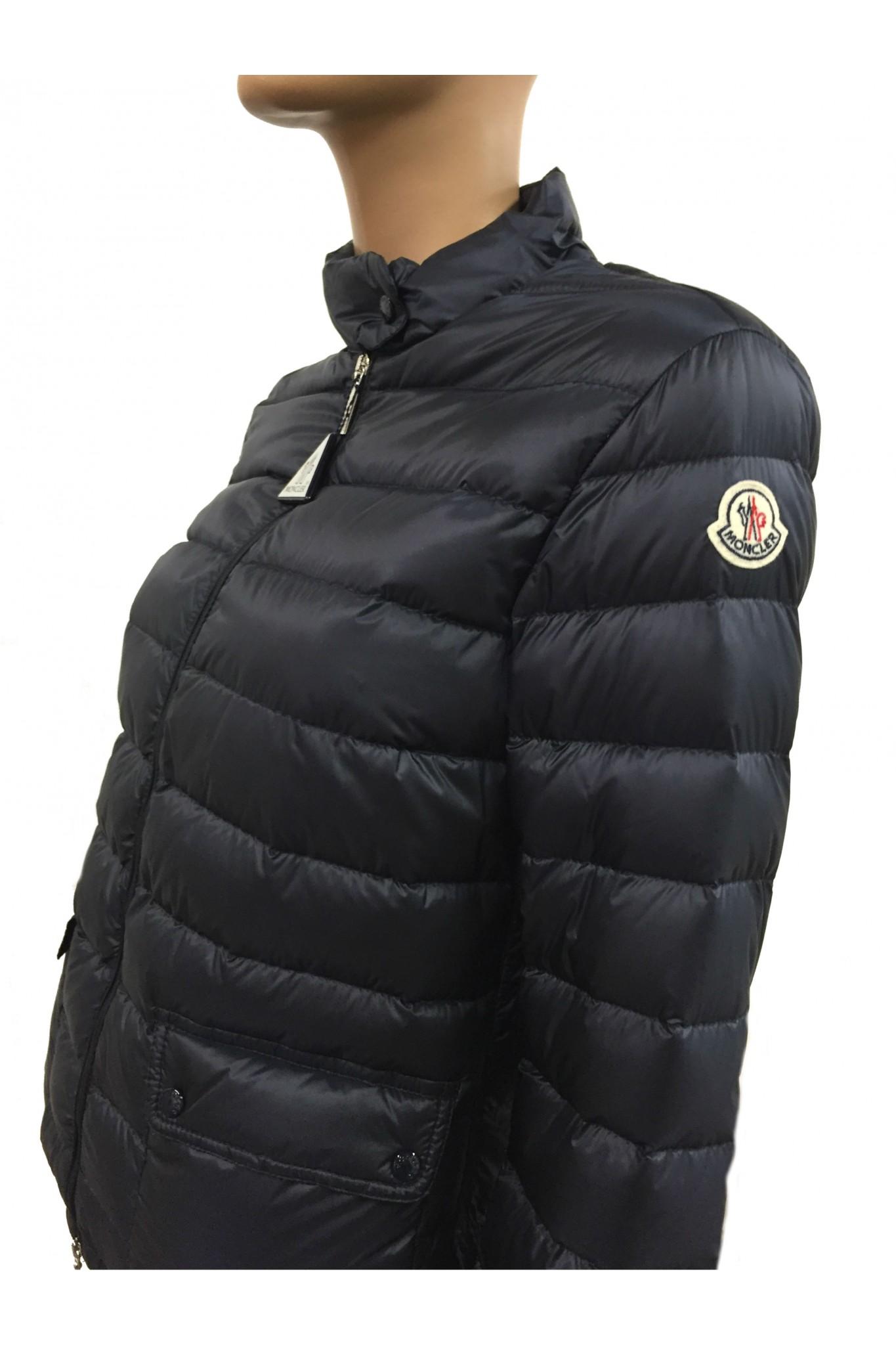 Blu Moncler Lans down jacket online sale