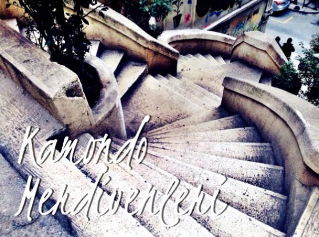 kamondo-merdivenleri