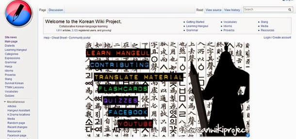 Korean Wiki Project