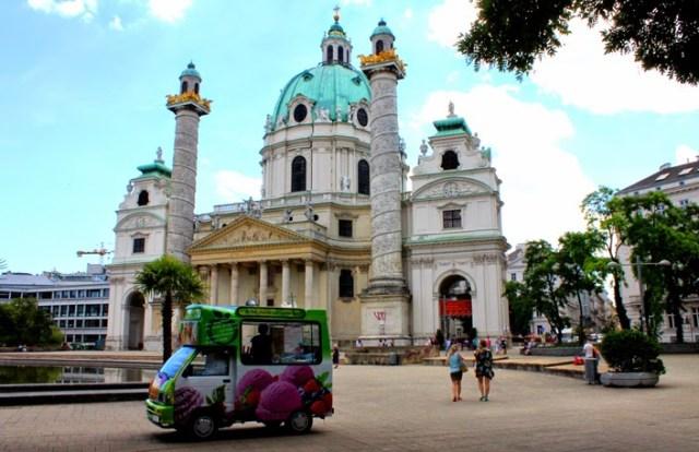 Karl Kilisesi Viyana