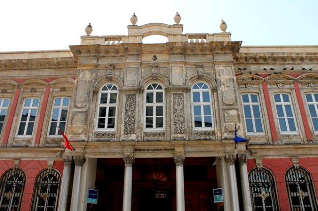 Türkiye İş Bankası Müzesi Binası