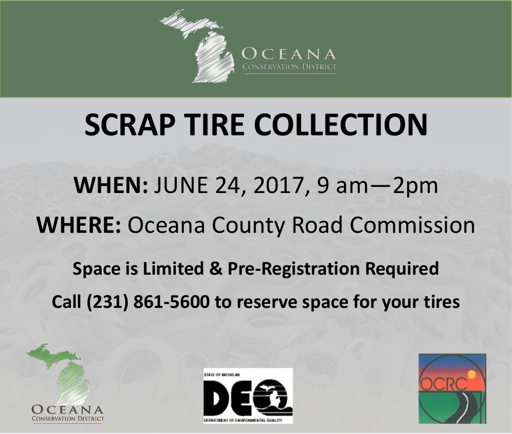 Scrap Tire Collection Day
