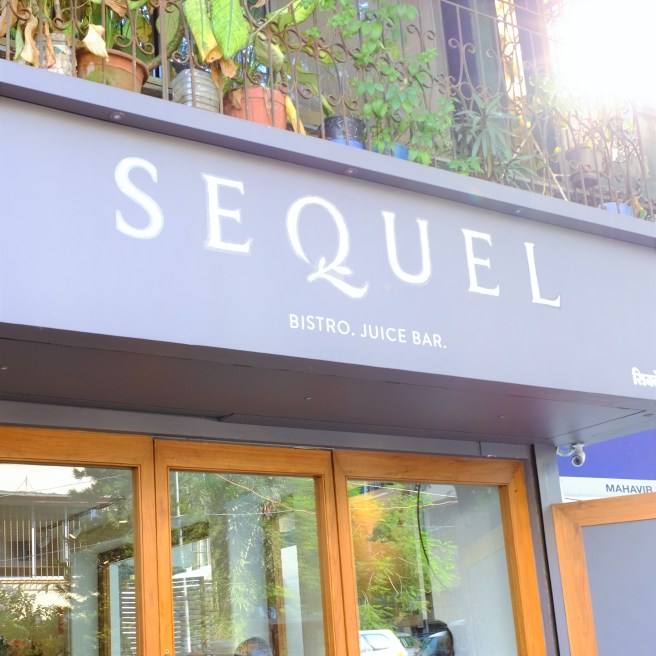 sequel bistro and juice bar mumbai