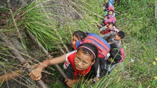 cnn1 kid climb