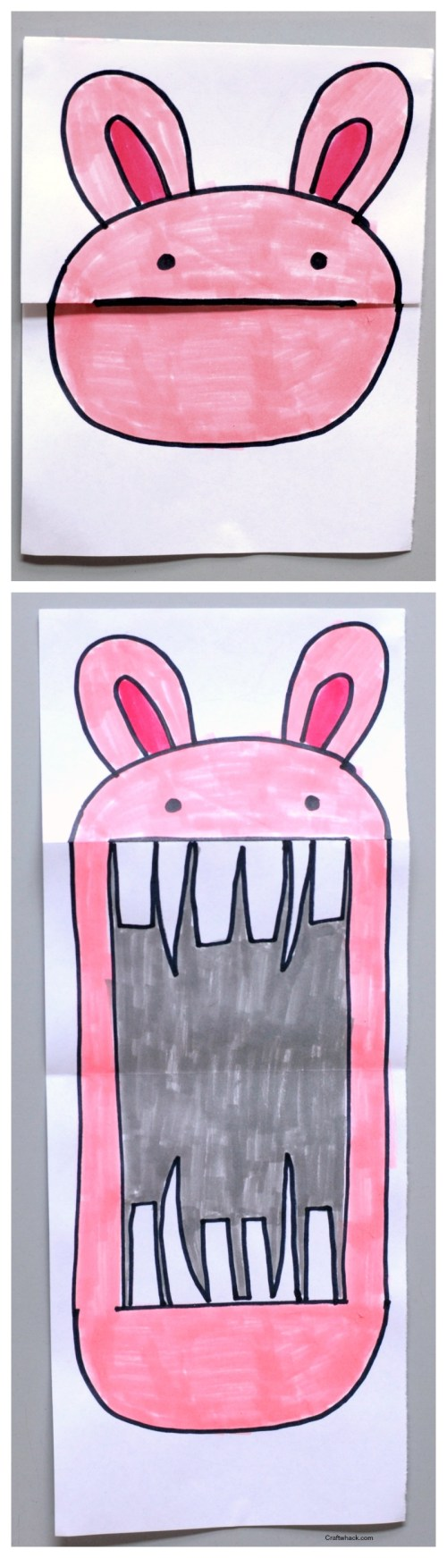 bunny-paper-project