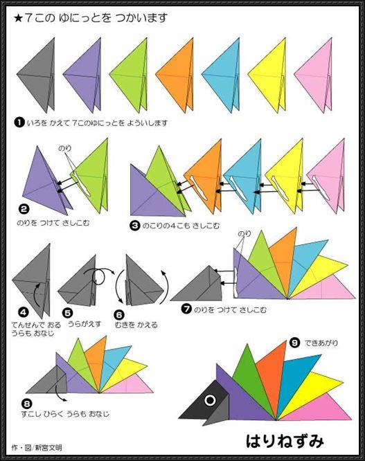 hedgehog-paper-art-for-kids-tutorial-step-2
