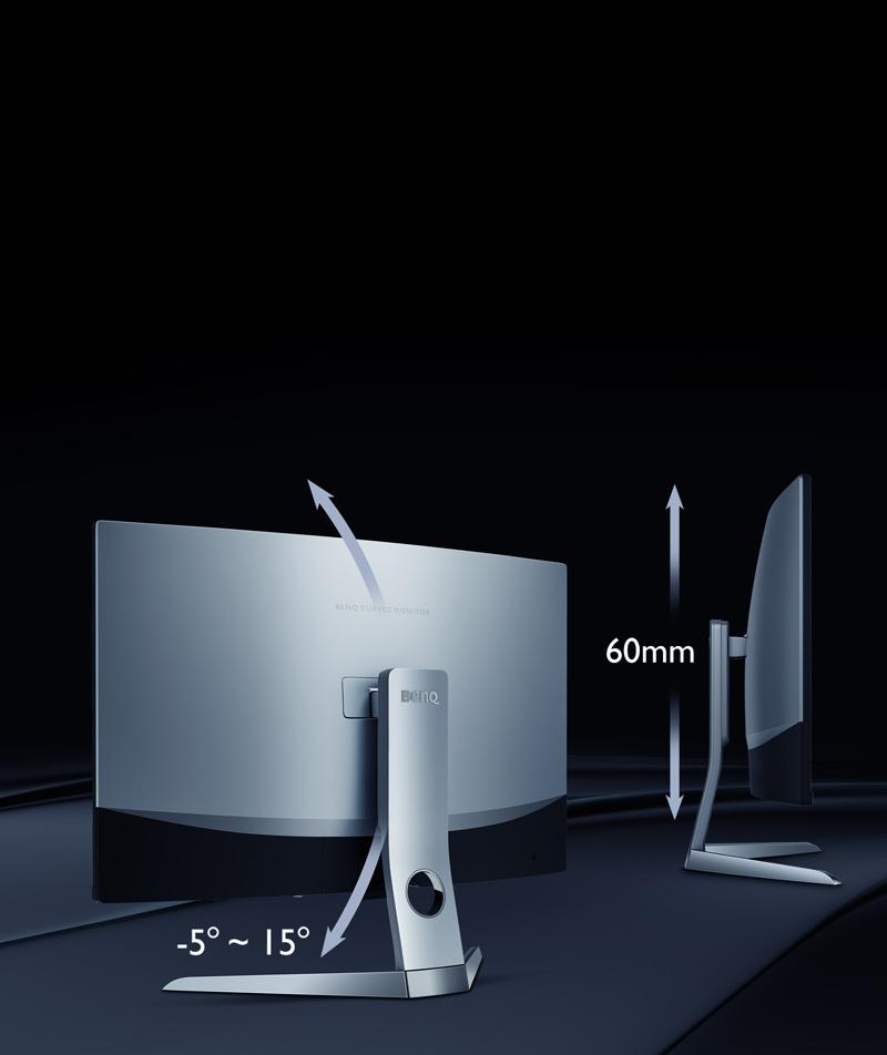 曲面舒視屏護眼螢幕 EX3203R|BenQ
