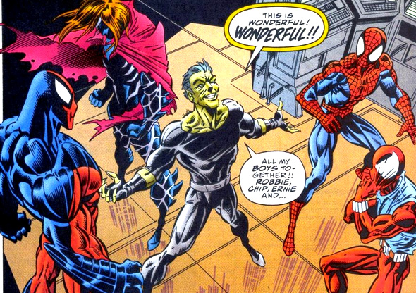Spider Man Stories That Will Never Be Made Into Movies ClonageScan7