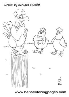 Chicken licken online story