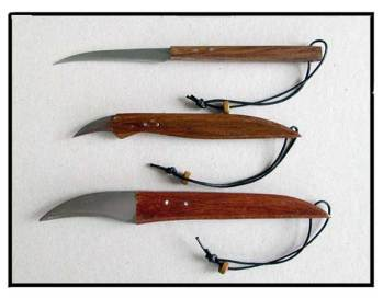 Thai Knives Set