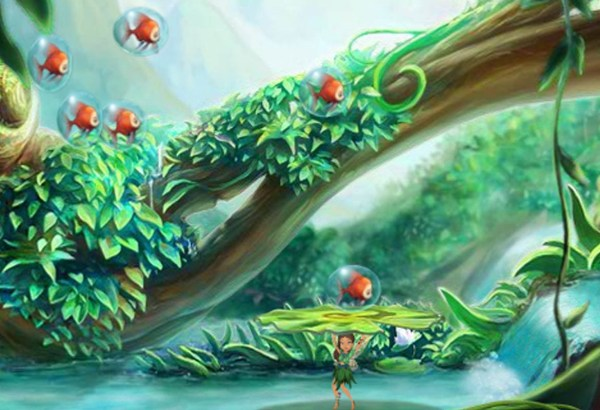Pixie Hollow Game Online