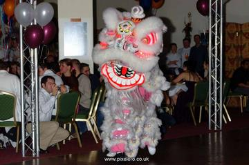 Chinese New Year Chinese dragon costume