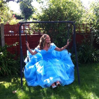 Costume Characters Cinderella