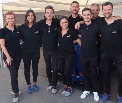 Event staffing for Alpine Cars UK