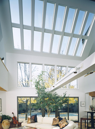 Oakland roofing skylights
