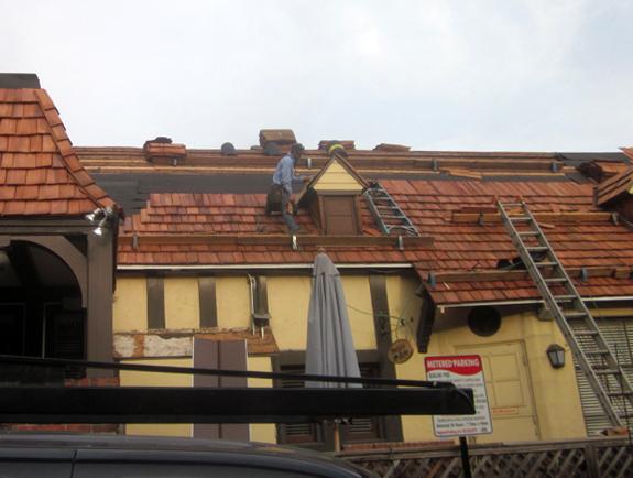 Oakland Roof Maintenance