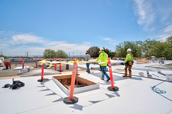 emergency roof repair Oakland
